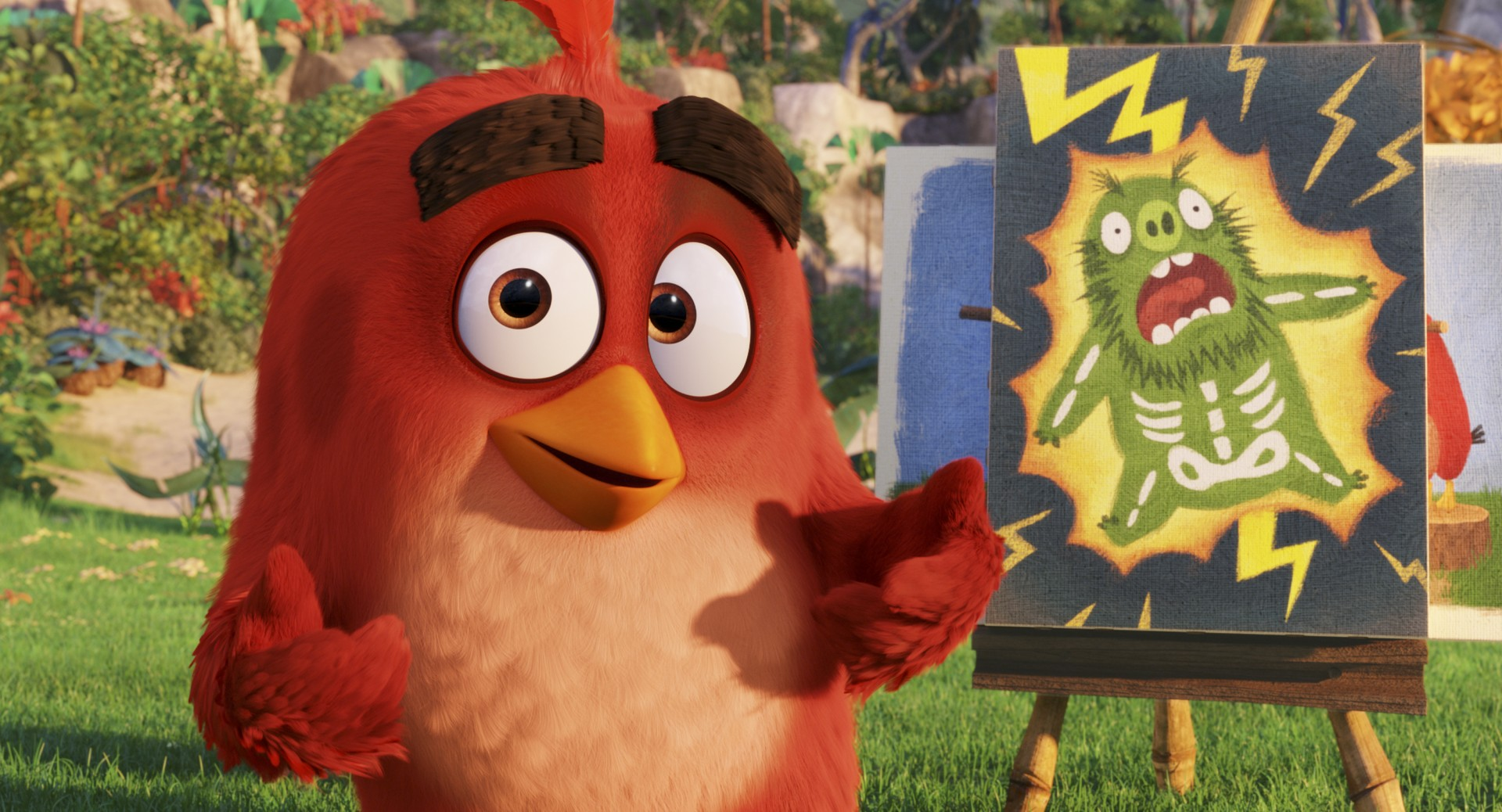 Angry Birds Film